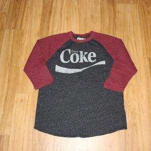 Enjoy Coke Size Medium Shirt